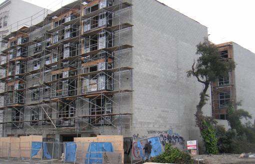 Turk Street Development (www.SocketSite.com)