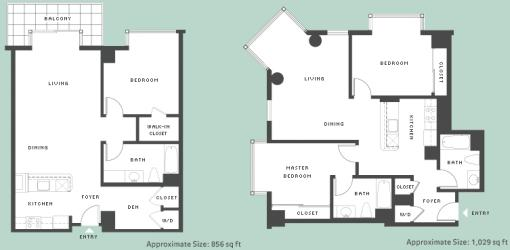 The Hayes Floor Plans