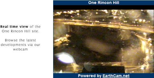 One Rincon Webcam