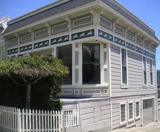 Noe Valley Bunny House For Sale