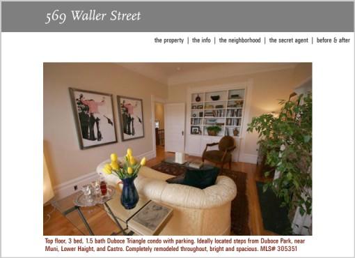 569 Waller website