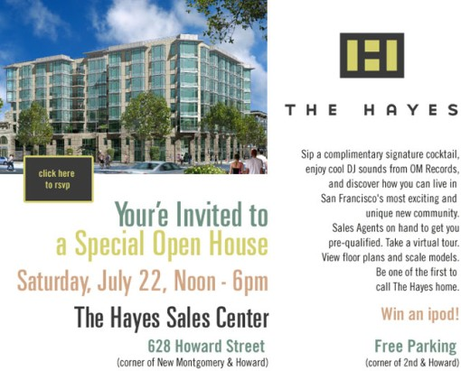 """The Hayes """"Special"""" Open House (And Signature Cocktail)"""