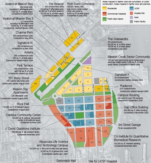 Mission Bay Map (Image Source: sfgov.org)