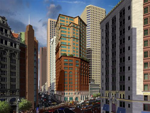 The San Francisco Ritz-Carlton Club and Residences (690 Market)
