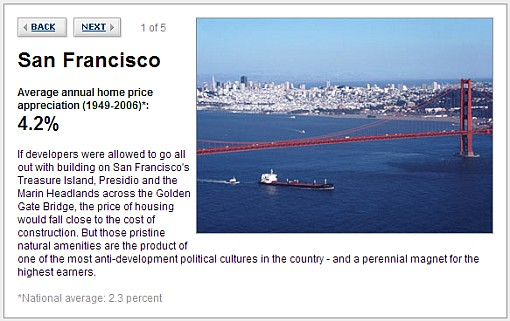 Expectation Setting: San Francisco Appreciation