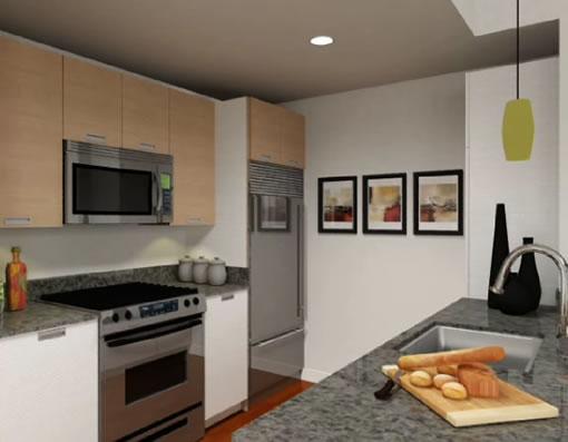 Arterra kitchen rendering (Image source: arterrasf.com)