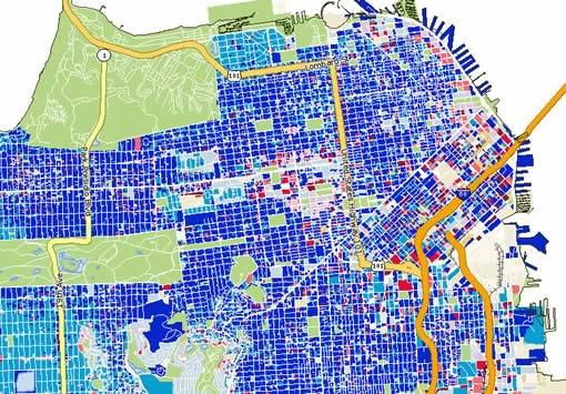 PropertyShark Update: More San Francisco Maps