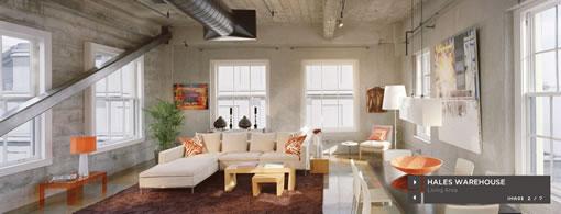 Mint Lofts: Hales Warehouse