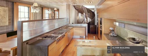 Mint Lofts: Silver Building