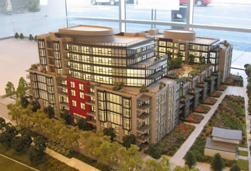 Radiance At Mission Bay: Sales Office Open