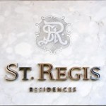 An Incomplete Data Point At The St. Regis (188 Minna)