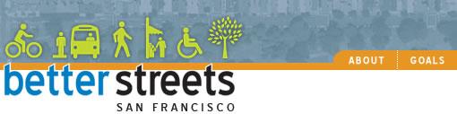 Better Streets San Francisco