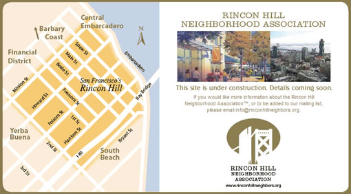 Plug In To One Rincon Hill's Spring 2007 Newsletter And Update