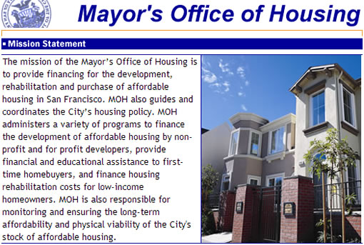 Friday Focus: San Francisco's Mayor's Office of Housing