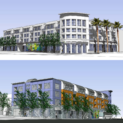 3400 Cesar Chavez: Approved But Opposed (By MAC) In The Mission