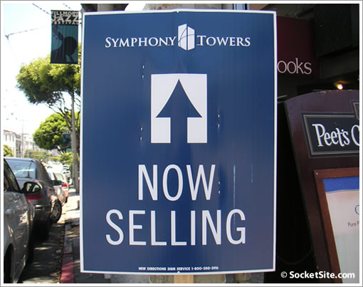 The SocketSite Scoop On Sales At Symphony Towers (750 Van Ness)