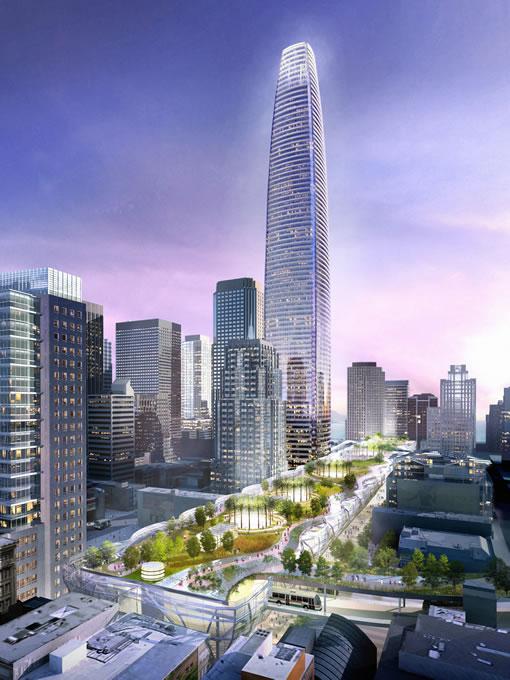 San Francisco's Transbay Terminal and Tower: Pelli Cark Pelli Preliminary Design