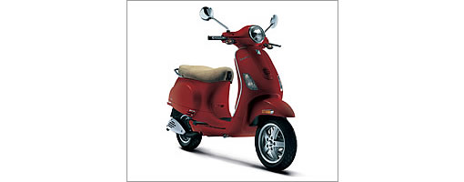 The Latest Reminder That Your Neighbor Got A Deal: That Damn Vespa