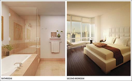 Millennium Grand Residences Interior Renderings