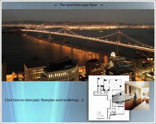 Millennium Interactive Floor Plans