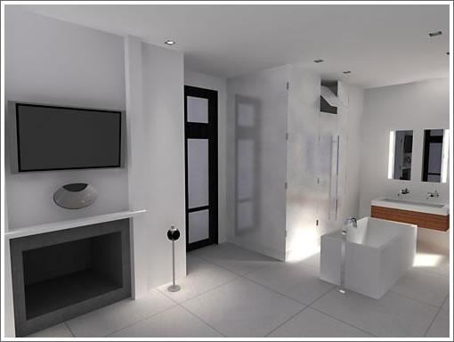 1440 Jackson Street: Master Suite
