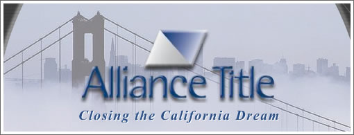 "Tag Line Irony From Alliance Title: ""Closing The California Dream"""