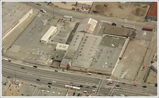 The future site of Home Depot's Bayshore (San Francisco) store