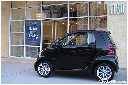 SoMa Grand Smart Car (www.SocketSite.com)