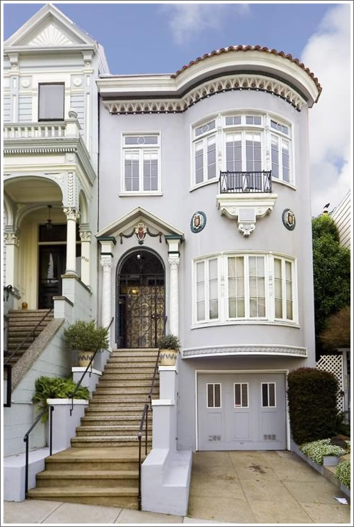 Apples To Apples To Be In Pacific Heights: 2243 Franklin Street