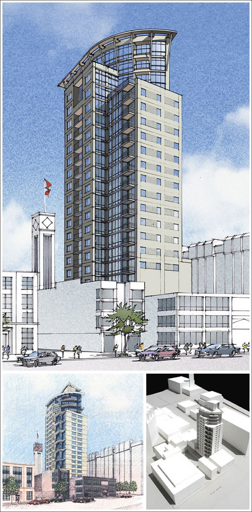 The Original Designs (And A Few Additional Details) For 325 Fremont