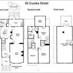 Heck, It's Not Just A Twist But Many! (The Floor Plans For 65 Eureka)