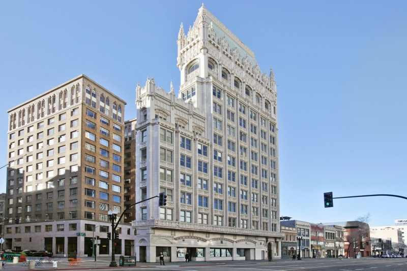 Holy Architecture And Full-Floor Condominiums In Oakland Batman!