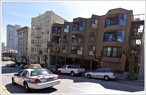The Circle Of Life In Pacific Heights: 1817 California Street #2E