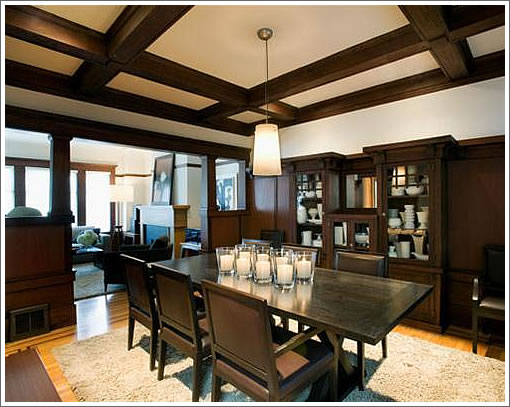 1445 Cole: Dining