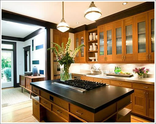 1445 Cole: Kitchen
