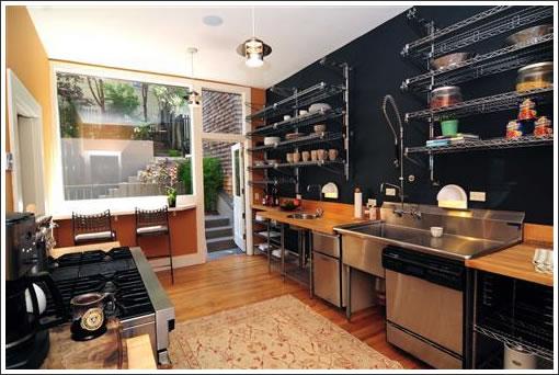 3481 Washington: Kitchen