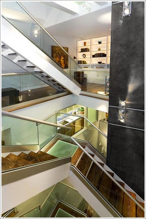 3816 22nd Street: Atrium