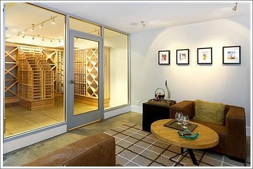 3816 22nd Street: Wine Cellar