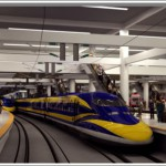 California's High-Speed Rail Hits Its First Figurative Freight Train