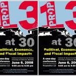 It Was <strike>Twenty</strike> Thirty Years Ago Today, Prop 13 Came Into Play...