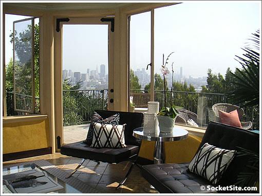 3690 21st Street: View (www.SocketSite.com)