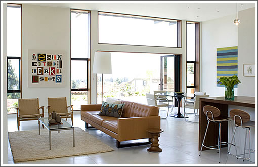 Margarido House: Interior