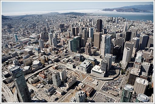 San Francisco Rising And A Fresh Perspective On Millennium Tower
