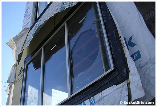 Corner of 3rd and 19th Streets: Window (www.SocketSite.com)