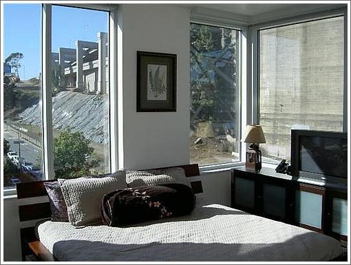 501 Beale #5F: Bedroom