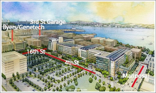 Ucsf Medical Center At Mission Bay Related Articles On Socketsite