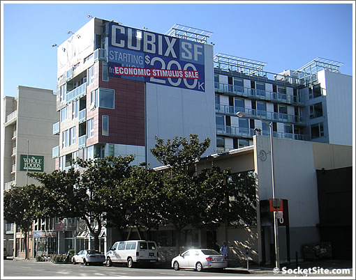 "Cubix (766 Harrison) Officially Cuts ""Up To 29.5%"" For Stimulus Sale"