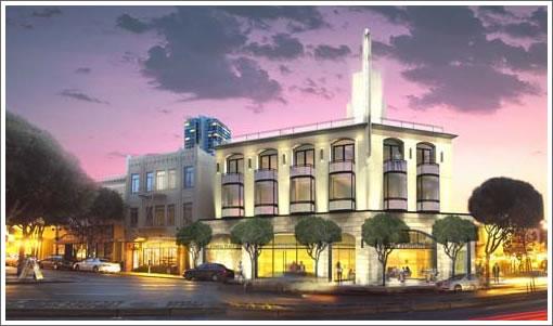 North Beach Pagoda Theater: Latest Proposal