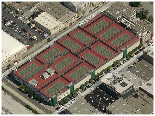 Game, Set, Match To The San Francisco Tennis Club (645 5th)