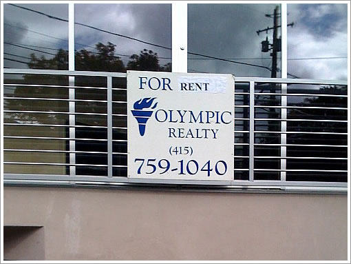 161-165 Collingwood Sign